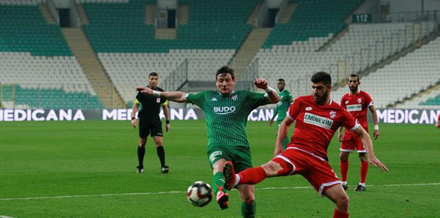 Bursaspor Boluspor